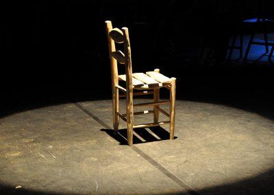 PEP AYMERICH Cadira (Arts en viu) 2018
