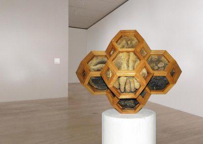 PEP AYMERICH Macla (Art d'acció, Escultura) 2014