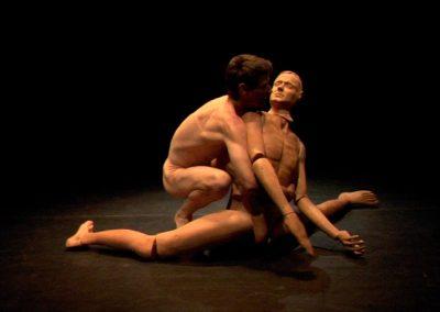 PEP AYMERICH Nu (Videoart) 2008