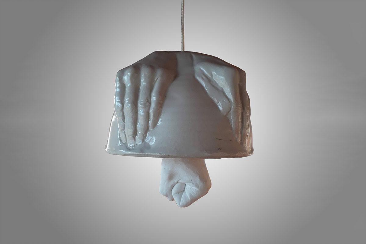 PEP AYMERICH Campana (Escultura) 2018